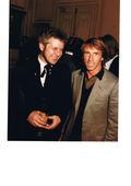 1982: in Paris bei der FIA mit Jacques Lafitte